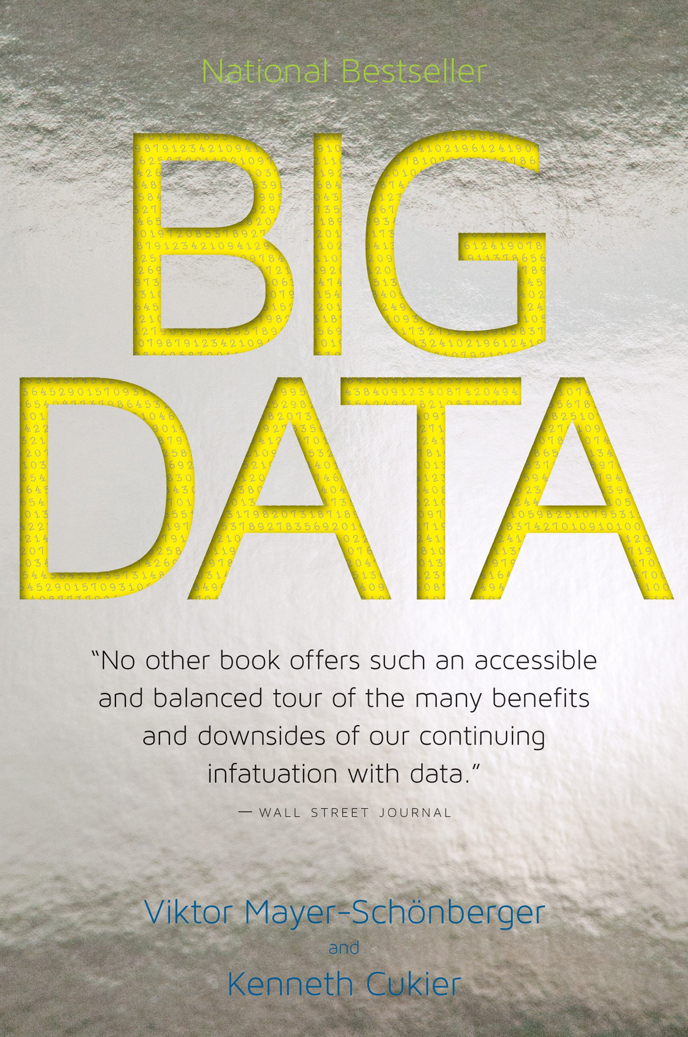 "Review of ""Big Data"""