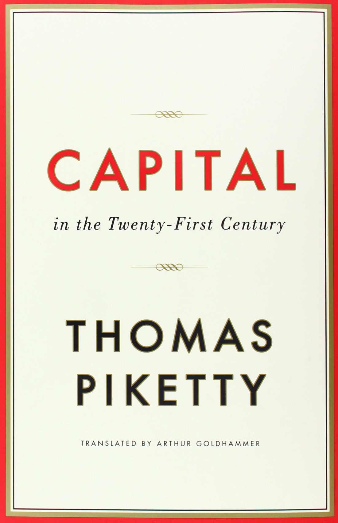 Review of Capital in the Twenty-First Century by Thomas Piketty