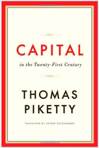 "Review of ""Capital in the Twenty-First Century"""