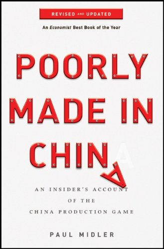 "Review Of ""Poorly Made in China"""