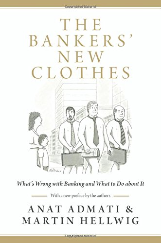 "Review of ""The Bankers' New Clothes"""