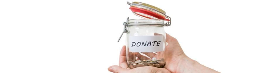 charitable contributions Illustration