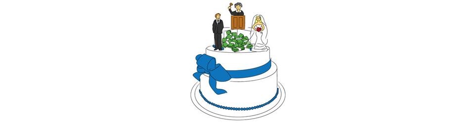 prenuptial agreement Illustration