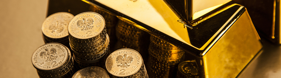 value of gold illustration