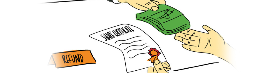 share buybacks Illustration