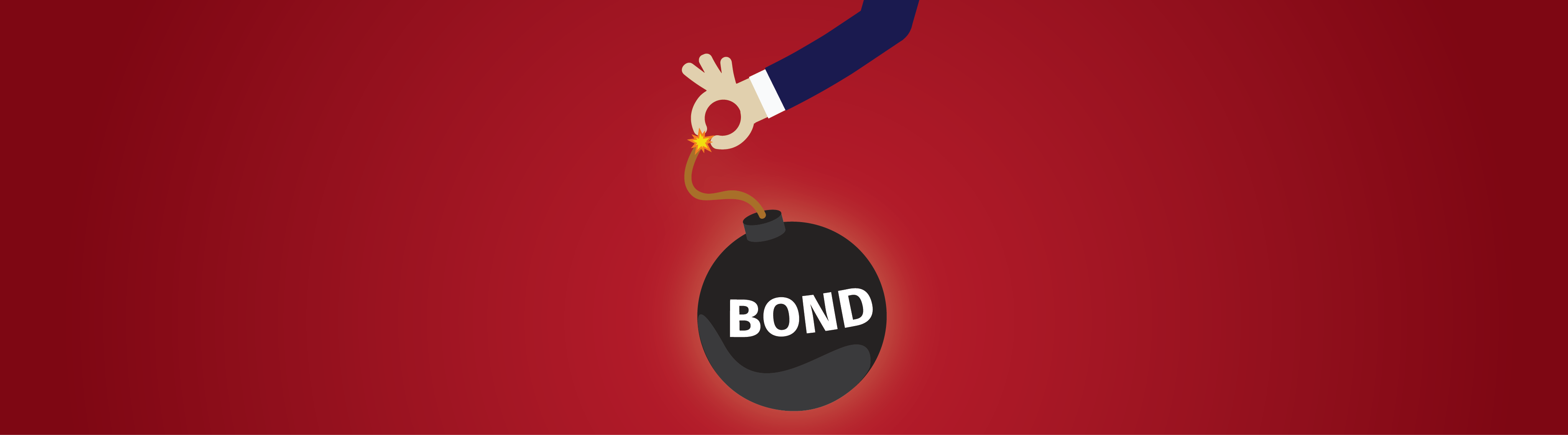 Why is my bond fund down?
