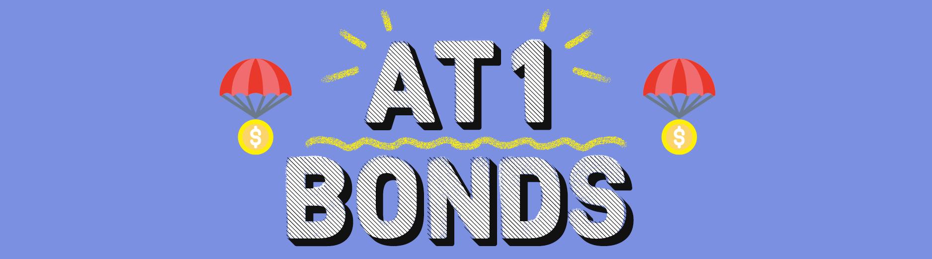 What's an LRCN AT1 bond?